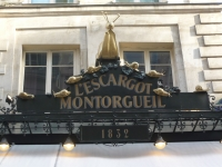 (Restaurant L'Escargot Montorgueil)